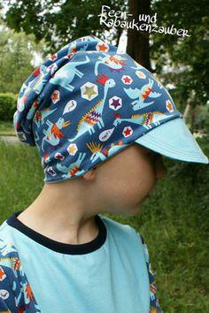 Sommermützen FREEBOOK: Lybstes Beanie mit Schirm! - Lybstes. Bucket Hat, Sewing, Indiana, Fashion, Tejidos, Accessories, Hat, Moda, Dressmaking
