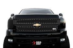 RX Series Black Grille by RBP®.