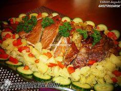 Kipróbált Töltött dagadó recept egyenesen a Receptneked.hu gyűjteményéből… Zucchini, Grains, Rice, Meat, Chicken, Vegetables, Food, Essen, Vegetable Recipes