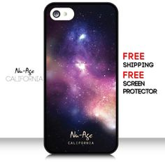 IPhone 5S Nebula Case IPhone 5 Outer Space Galaxy by NuAgeProducts, $13.99