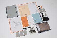 B|D Landscape Architects by Passport — The Brand Identity