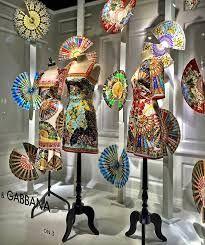 dolce gabbana store windows designer - Google Search