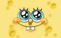Sponge Bob Cross Stitch Pattern  PDF Created by by CustomPatterns, $2.00