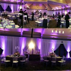 Beautiful decor for a Chinese Wedding #roveycatering  #angusglengolfclub #angusglen