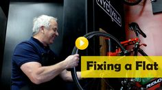 How to Fix a Flat tire with Greg Lemond.