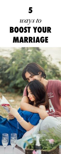 5 Ways To Boost Your Marriage