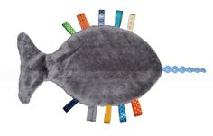 Idée doudou poisson 2.