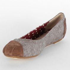 Toms - Womens Classic Ballet Flat Shoes