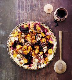 Testaa ihana juurespiirakka ja pähkinäinen piirakkataikina -katso ohje!
