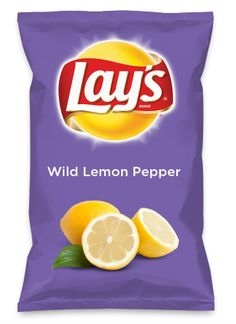 Wouldn't Wild Lemon Pepper be yummy as a chip? Lay's Do Us A Flavor is back, and the search is on for the yummiest flavor idea. Create a flavor, choose a chip and you could win $1 million! Vote for US https://www.dousaflavor.com See Rules.