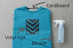 DIY T-shirts with digital cut files by Laura Craigie!