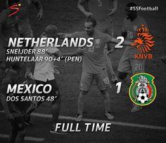 WK 2014 - Zondag 29 juni