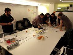Agile Barcelona con Lego en Start2Bee