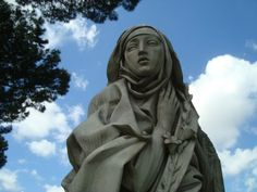 """""""The Father is the master architect who knows what we need; whatever he gives and permits is for our good, either to cleanse us from our sins, or for our growth in perfection and grace."""" ~ St. Catherine of Siena, 14th century"""