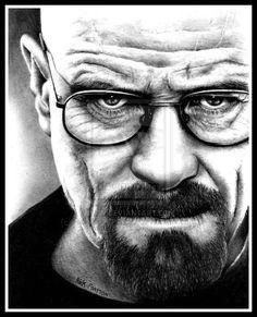 Walter White - Breaking Bad by *Rick-Kills-Pencils on deviantART