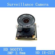 $14.98 (Buy here: https://alitems.com/g/1e8d114494ebda23ff8b16525dc3e8/?i=5&ulp=https%3A%2F%2Fwww.aliexpress.com%2Fitem%2F900TVL-Color-CMOS-CCTV-Camera-Module-mushroom-head-3MP-2-8mm-Lens-Security-Video-surveillance-cameras%2F32628879917.html ) 900TVL Color CMOS CCTV Camera Module mushroom head 3MP 2.8mm Lens Security Video surveillance cameras IR-CUT dual-filter switch for just $14.98