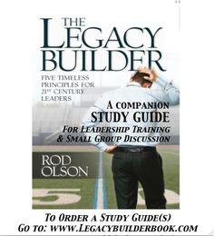 The Legacy Builder - Rod Olson