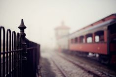 """The only way to be sure of catching a train is to miss the one before it."" -- G. K. Chesterton"