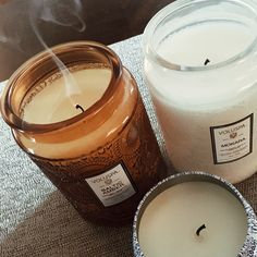 voluspa candles are my weakness