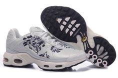 Nike Air Max TN Grey Black Men Shoes