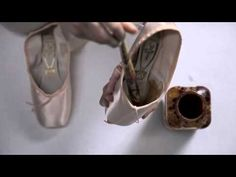 Australian Ballet dancers from corps to principles talk about their own pointe shoe preparation rituals. I'm pretty sure I've watched this about 7 million times