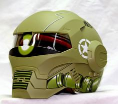 Luusama Motorcycle And Helmet Blog News: Masei 610 Gundam Zaku Looking US Stormtrooper Motorcycle DOT Arai Harley Davidson Helmet
