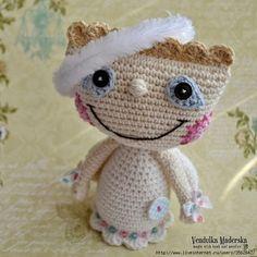 Описания игрушек Вендулки Мадерски - Амигуруми - Страна Мам