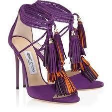 Image result for jimmy choo purple pumps #jimmychooheelspurple