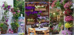 Idei fascinante de decoratiuni cu flori pentru o gradina de vis - http://ideipentrucasa.ro/idei-fascinante-de-decoratiuni-cu-flori-pentru-o-gradina-de-vis/