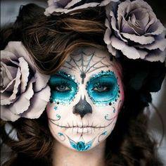 Halloween make-up idea
