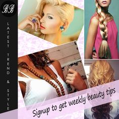 #Jewelry can be used to enhance your good features, reduce your negative features or change the way you look....