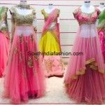 Of Flowers and Pastels : Anushree Reddy's Beautiful Creations!