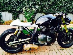 GSX1200 inazuma cafe racer project