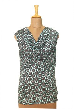Michael Kors Blue Top for Rs 1,620 (70% Off)
