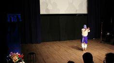 The Kala Chethena Kathakali Dancers at Pocklington School.