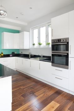 Contemporary Kitchen : #WandsworthKItchen project