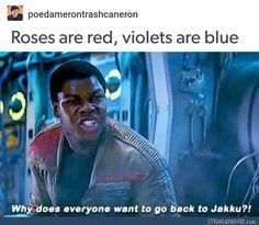 Funny Star Wars tumblr post<<Hahahaha!!!!