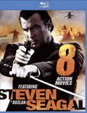 8-Movie Action Collection [2 Discs] [Blu-ray]