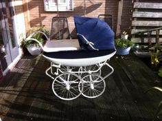 Baby Prams, Delft, Kids And Parenting, Baby Strollers, Vintage, Children, Kids Wagon, Boys, Pram Sets