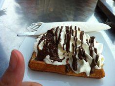 Waffles, Pie, Drink, Breakfast, Desserts, Food, Torte, Morning Coffee, Tailgate Desserts