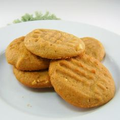 peanut butter cookies - as you can see, since having Ella I have developed a little bit of a sweet tooth ;)