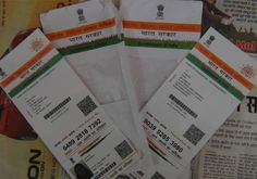 NEW DELHI: The Aadhaar card has emerged as probably the world's largest biometric identification programmes in the world with the Unique Identification Authority of India (UIDAI) issuing nearly 82 crore cards.