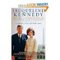 Jacqueline Kennedy: Historic Conversations
