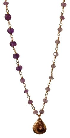 Stella & Dot La Folie Necklace- Purple. Get the lowest price on Stella & Dot La Folie Necklace- Purple and other fabulous designer clothing and accessories! Shop Tradesy now