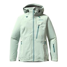 Patagonia Women\'s Untracked Jacket - Arctic Mint ARCM