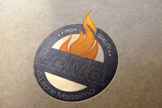 Progettazione logo aziendale della ditta Le.Ma. di Leone Massimo