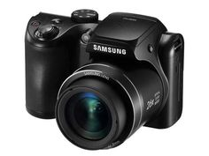 Samsung WB110 Long-Zoom Camera