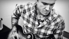 Brian Fallon of The Gaslight Anthem. Damn!!!