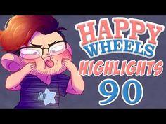 Happy Wheels Highlights #90 - YouTube