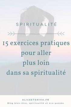 Sur Alice & Shiva, on se retrouve pour la deuxième partie du guide pratique et des exercices pour vivre votre spiritualité au quotidien. On va aller plus loin et parler de sabbats, de cycles lunaires, de chamanisme, de mediumnité ou encore de lithothérapie, entre autres !
